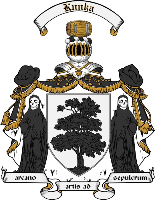 Coats of Arms and Family Crests