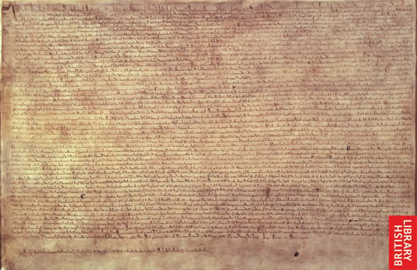 Magna Carta and the concept of the rule